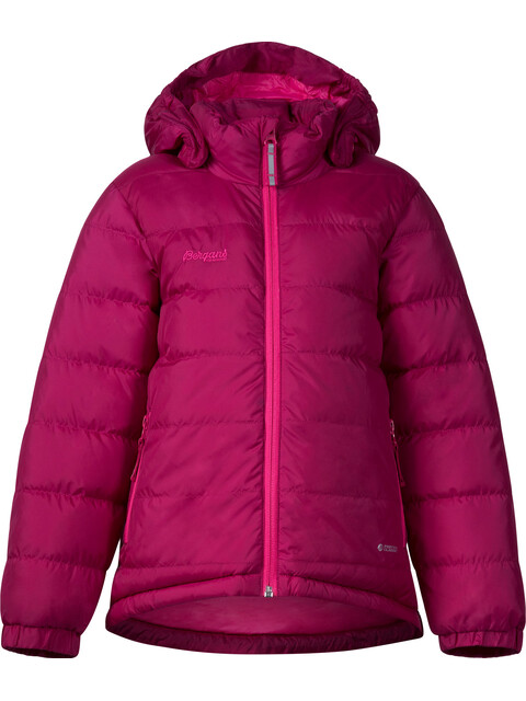 """Bergans Kids Dyna Down Jacket Cerise/Hot Pink"""